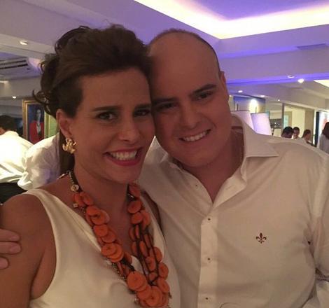 Rodrigo Tudor e Sonia
