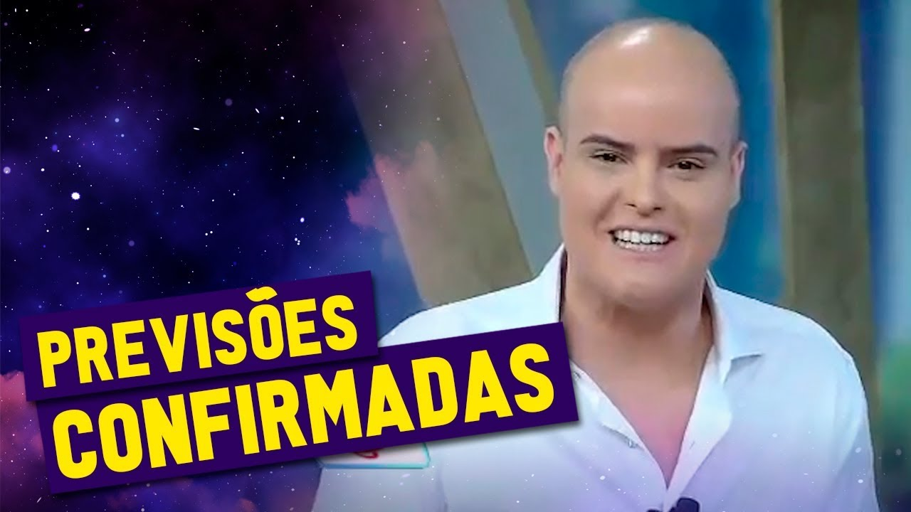 """Imagem de Previsões de Rodrigo Tudor no programa """"Melhor pra Você"""" são confirmadas"""