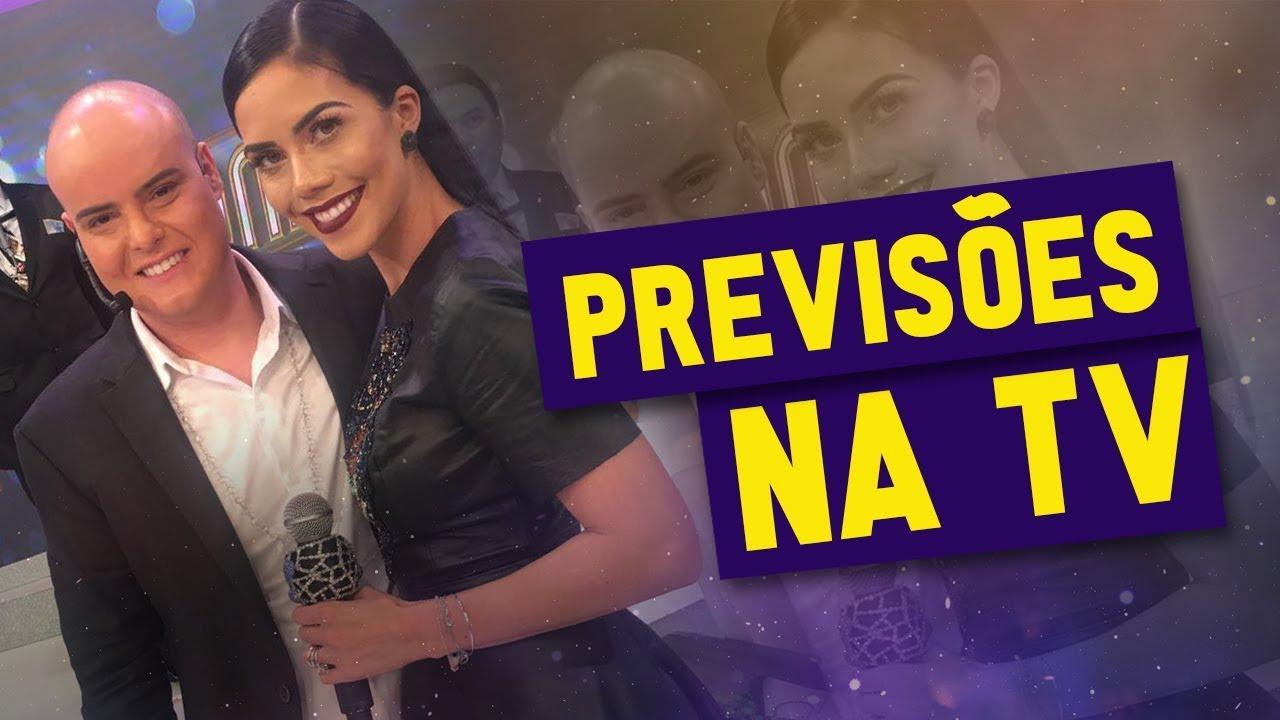 """Imagem de Previsões de Rodrigo Tudor no programa """"Sensacional"""" com Daniela Albuquerque"""