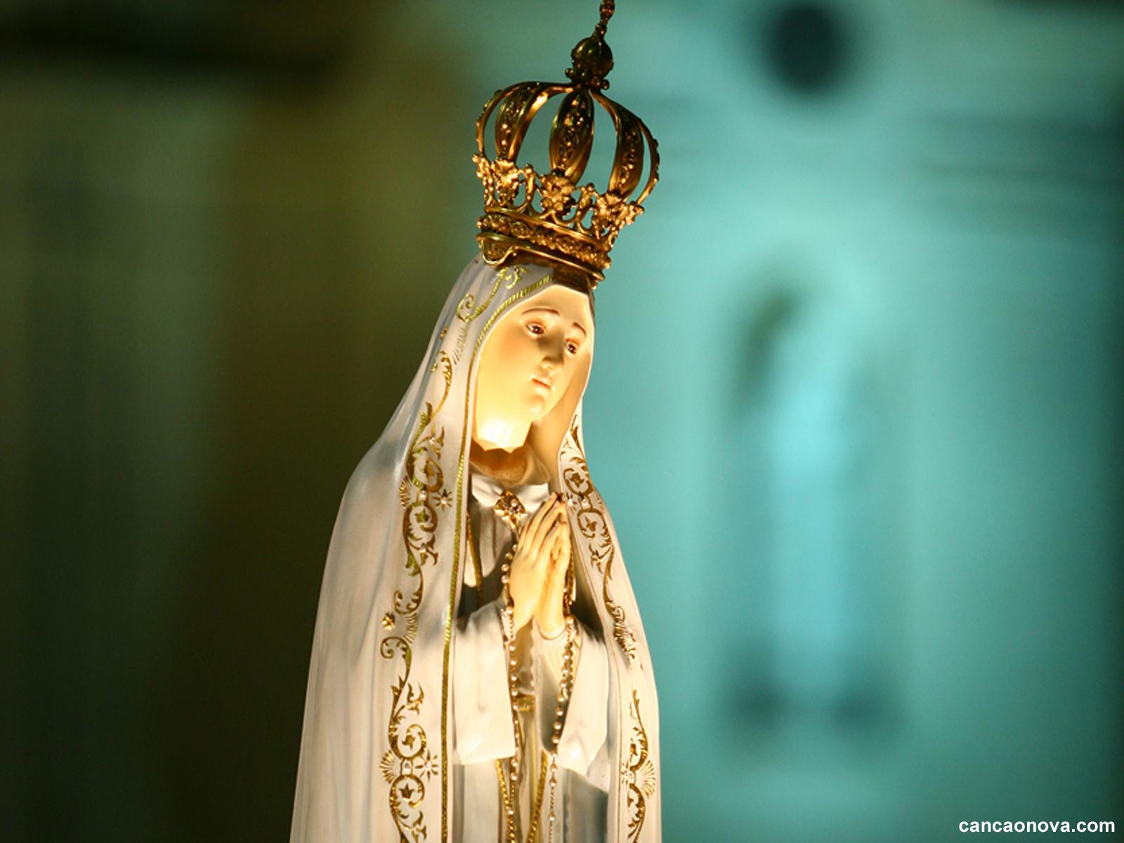 Imagem de Oração Maria Passa na Frente