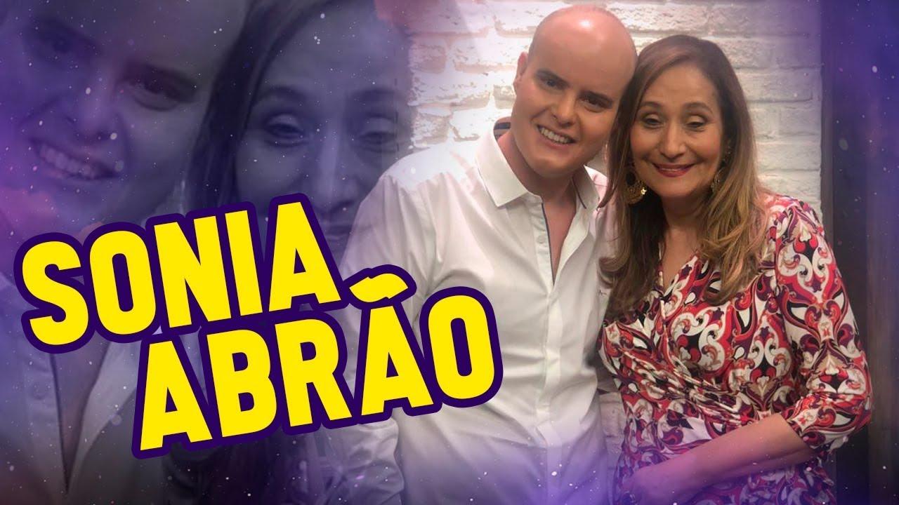 Imagem de Mensagem emocionante de Sonia Abrão para o amigo Rodrigo Tudor // #20ANOS