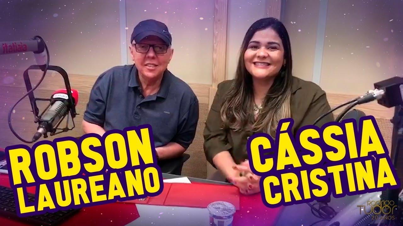 Imagem de Mensagem especial de Robson Laureano e Cássia Cristina para Rodrigo Tudor // #20ANOS