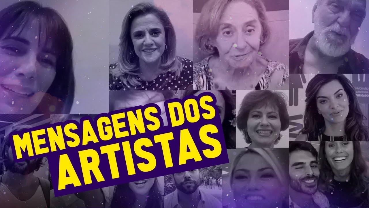 Imagem de Mensagens de artistas para Rodrigo Tudor // #20ANOS