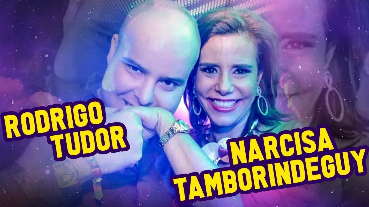 Imagem de Rodrigo Tudor e Narcisa Tamborindeguy