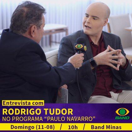 Imagem de Vidente Rodrigo Tudor completa 20 anos de carreira com uma história muito bem sucedida
