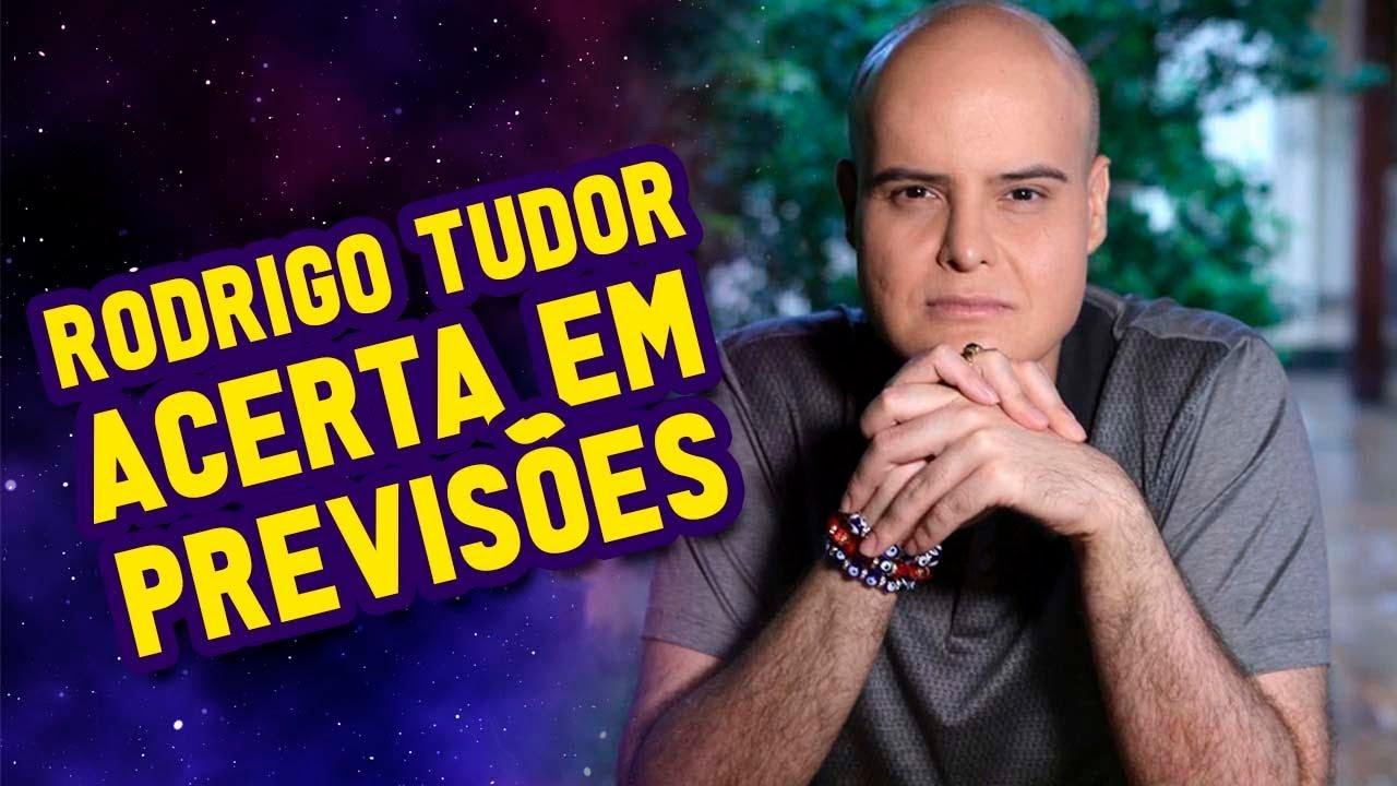 Imagem de Rodrigo Tudor vira notícia após acertar em previsões para famosos
