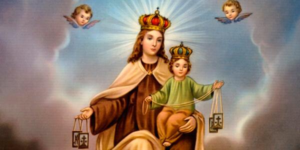 Imagem de Oração Nossa Senhora do Carmo
