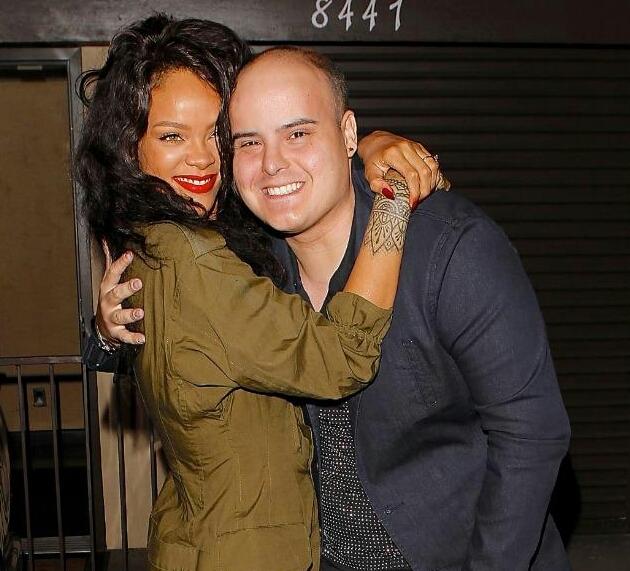 Imagem de Vidente Rodrigo Tudor faz previsão bombástica sobre a cantora Rihanna
