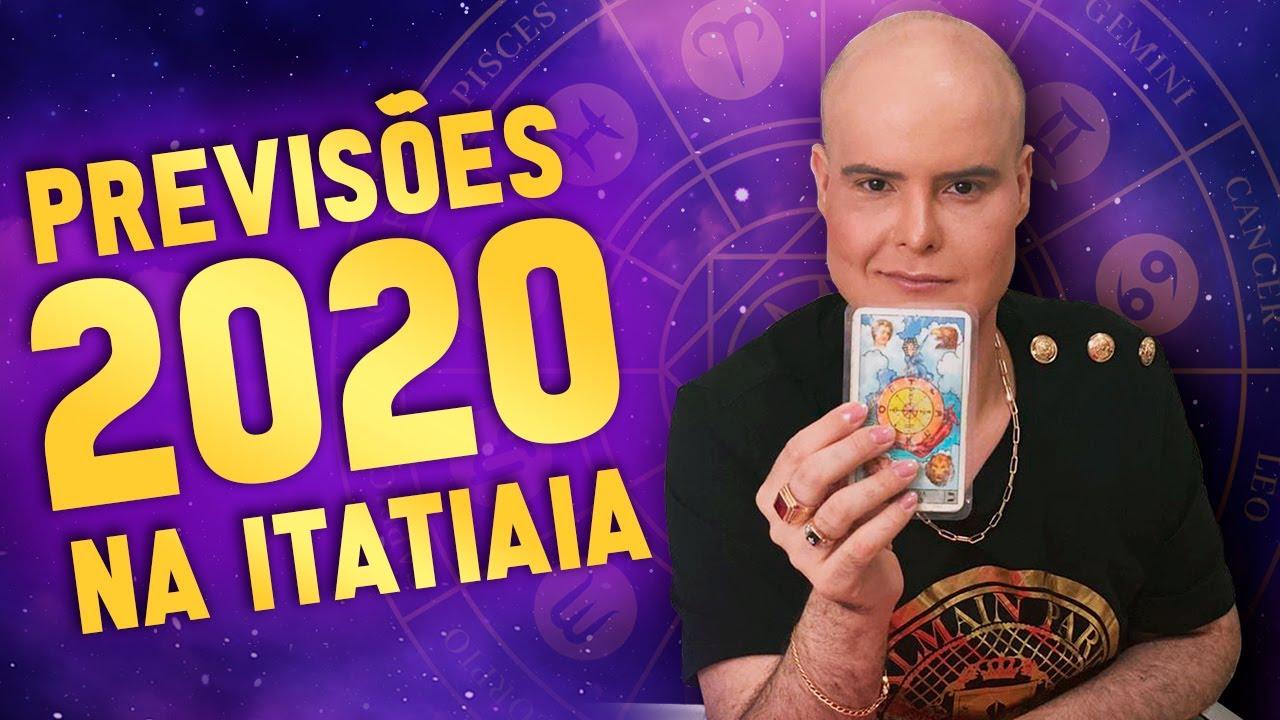 Imagem de Previsões 2020 na Rádio Itatiaia | RODRIGO TUDOR #2020