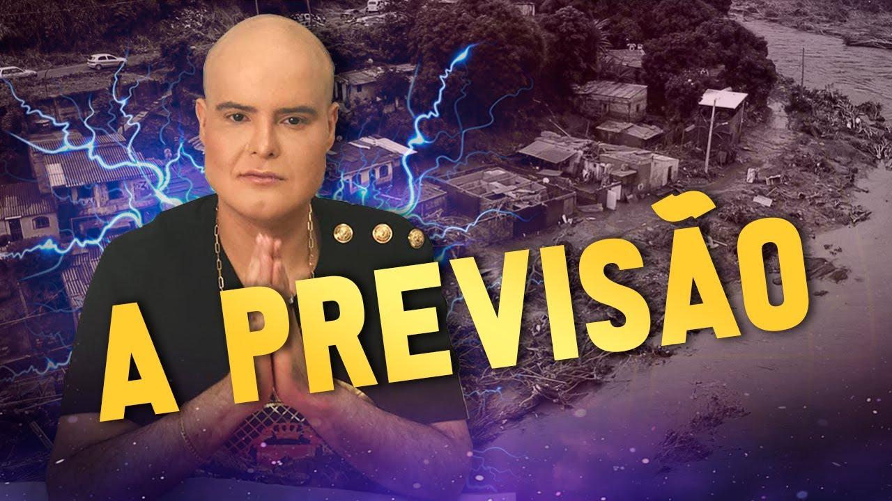 Imagem de Rodrigo Tudor acerta em previsão para Minas Gerais
