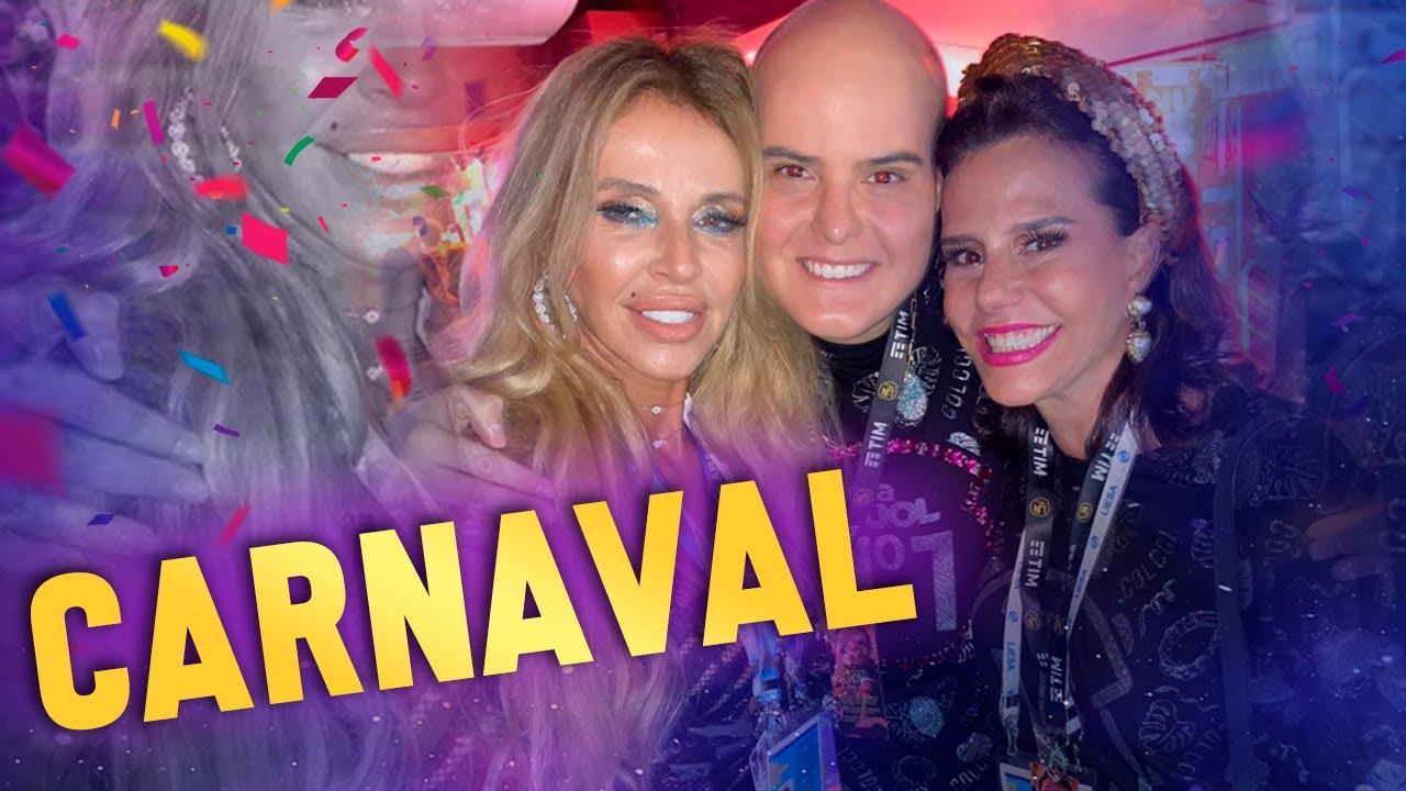 Imagem de CARNAVAL 2020: Rodrigo Tudor e celebridades no Rio de Janeiro