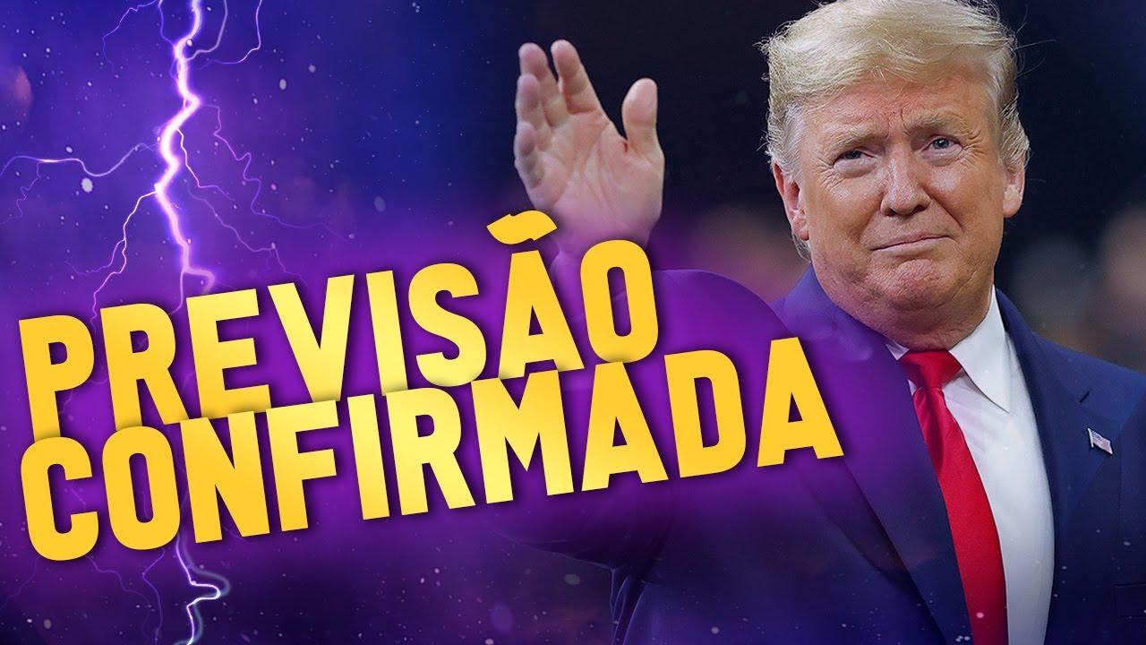 Imagem de TRUMP: Vidente Rodrigo Tudor acerta em PREVISÃO sobre IMPEACHMENT
