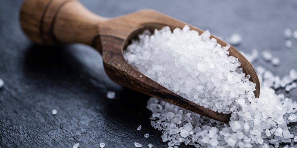 Imagem de O poder do sal grosso