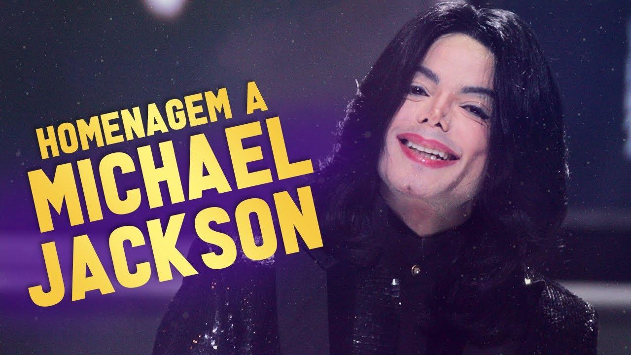 Imagem de Homenagem de Rodrigo Tudor a Michael Jackson