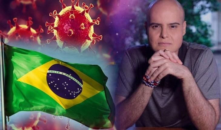 Imagem de Vidente Rodrigo Tudor acerta previsão sobre o coronavírus e faz novas revelações