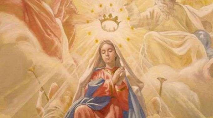 Imagem de Oração à Virgem Maria Contra as Pestes Incuráveis, como a causada pelo covid-19