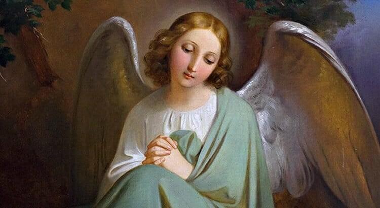 Imagem de Oração ao Anjo da Guarda
