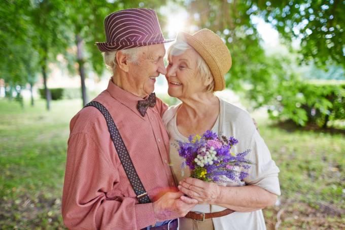 Imagem de Oração dos idosos