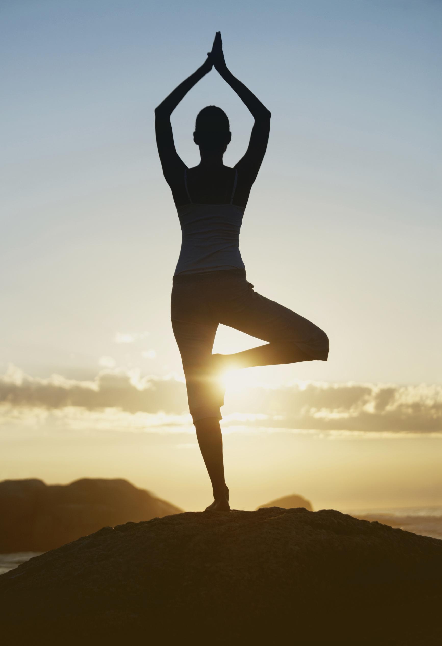 Imagem de Oração para ter equilibrio
